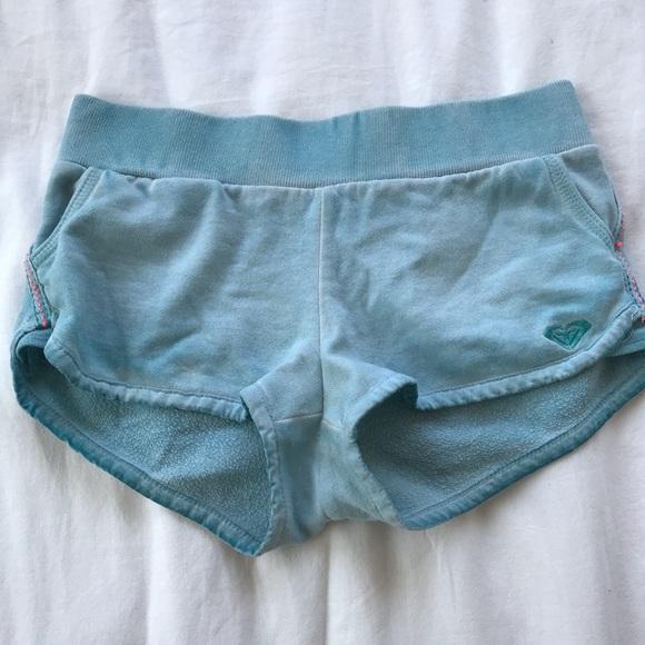 Roxy Pants - Roxy pajama shorts